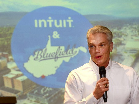 Intuit Locating In Bluefield