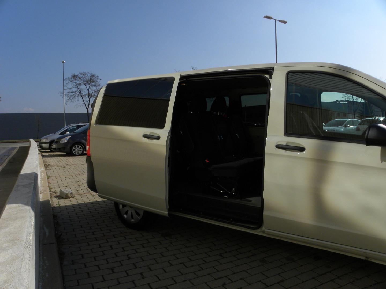 Exterior furgoneta lateral