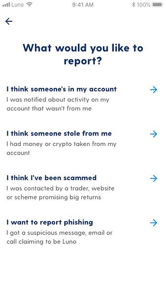 Authenticated customer  Suspicious Activ