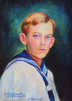 Lennart Bernadotte, Count of Wisborg