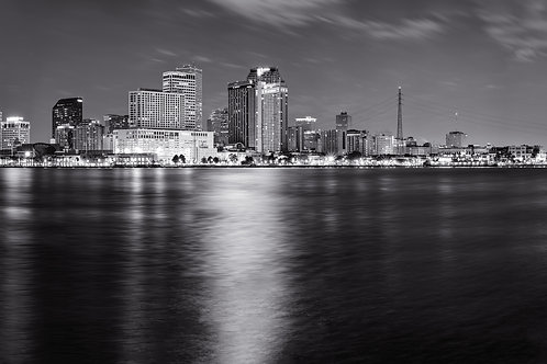 New Orleans City Scape