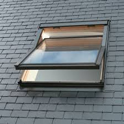 velux ouvert 2