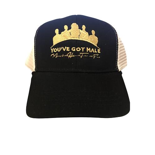 You've Got Male...Messages from Him w/TaShon & Friends Trucker Hats