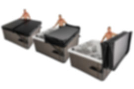 SMP18-Tub Four Standard Mount CoverLifte