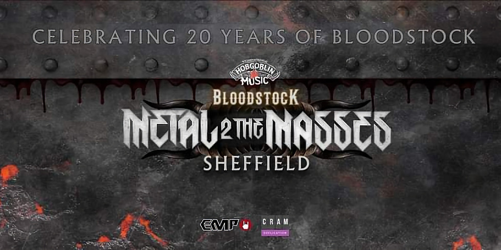 Bloodstock Festival Metal 2 The Masses