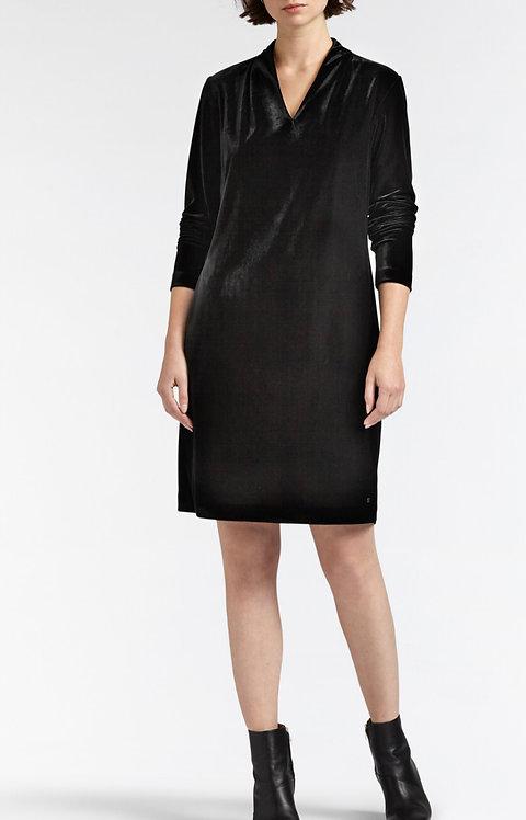 Sandwich - Black Velvet Dress