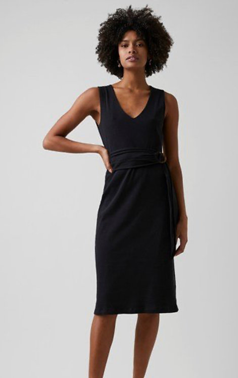 Great Plains - Were Jersey Belted Dress