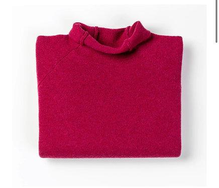 Eribe  -Corry Raglan Pullover -Rosehip