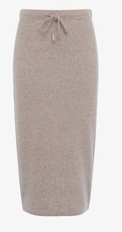 Great Plains -Caprice Skirt- Oatmeal