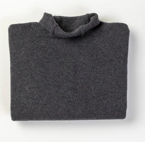 Eribe  -Corry Raglan Pullover - Metallic