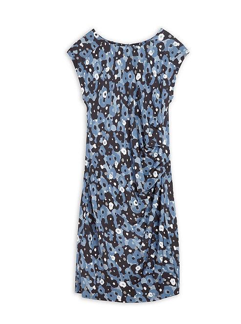 Sandwich - Jersey Dress - Ashley Blue