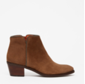 Penelope Chilvers -Paco Suede Boot - Peat