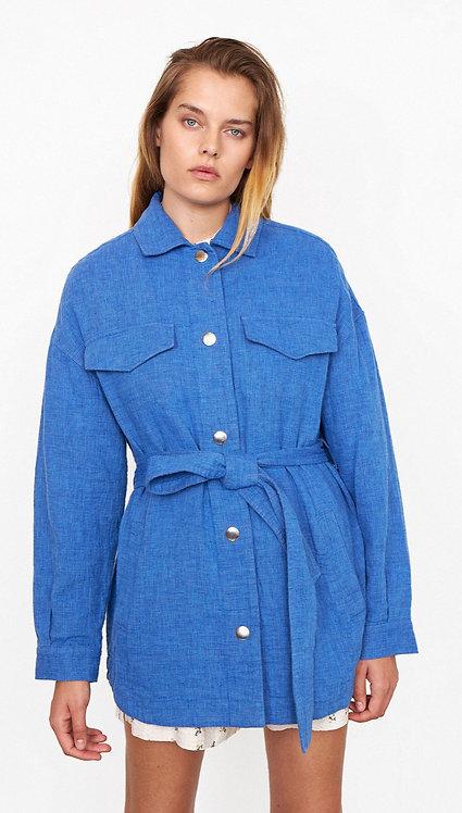 Second Female - Calous Jacket - Bel Air Blue