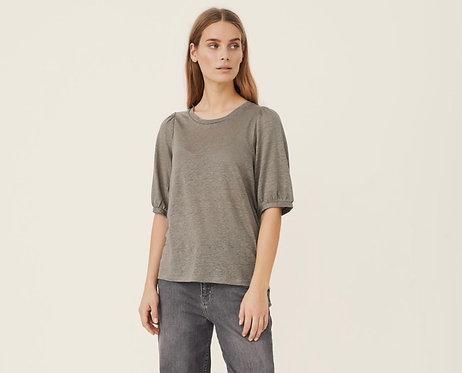 PartTwo - Evin T Shirt -Flint Gray