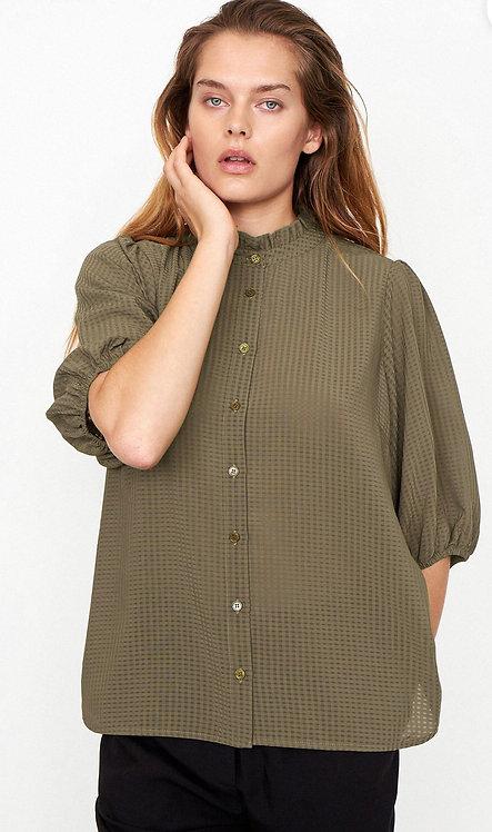 Second Female -Tara Shirt - Stone Green