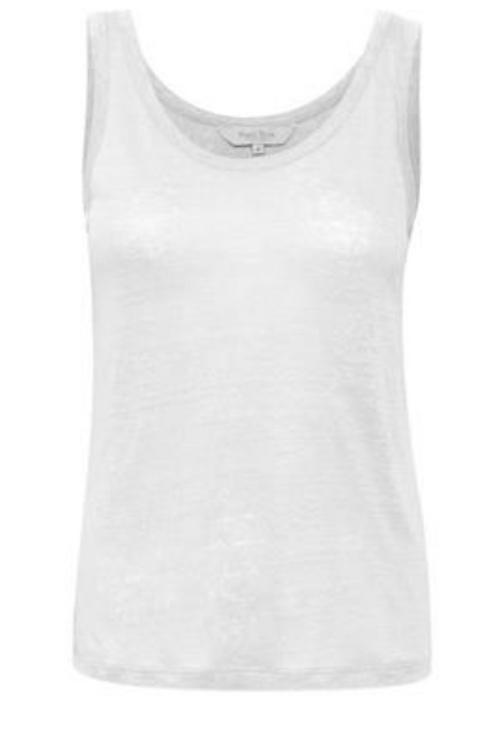 Part Two -IsnelPW Top - Bright White