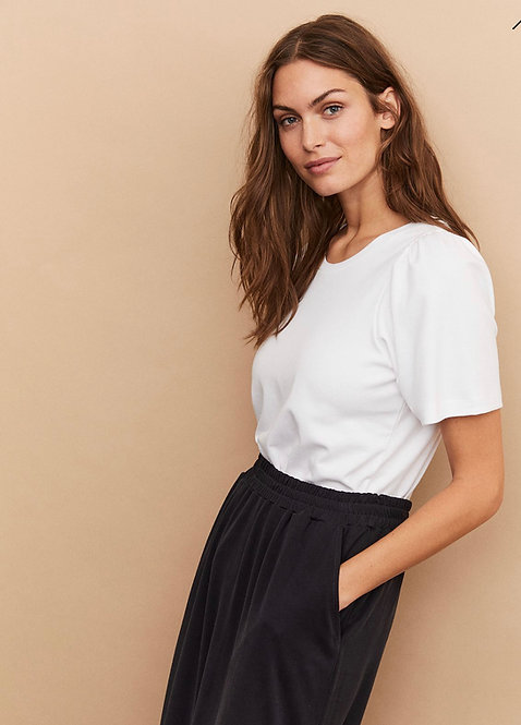Part Two - Imalea|PW T Shirt - Bright White