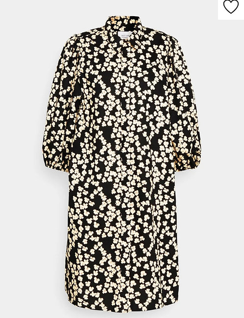 Second Female -Alula Shirt Dress - Chamomile
