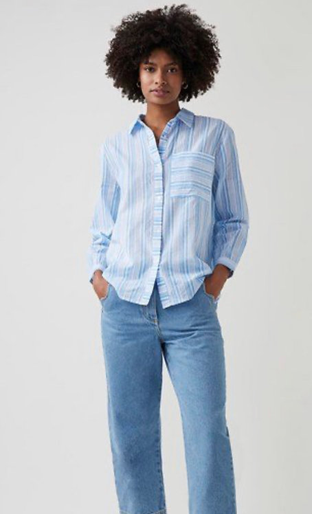 Great Plains -Core Striped Shirt