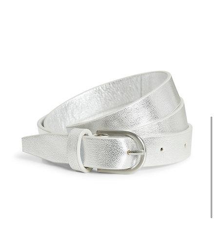 Part Two - Finna Belt - Silver