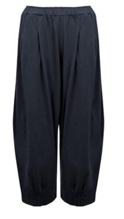 Mama B -Bianco pants - Blu