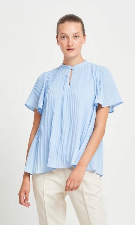 Bruuns Bazaar -Camilla Ellevira Shirt - Sky