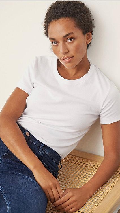 PartTwo -Ratan T Shirt - Bright White