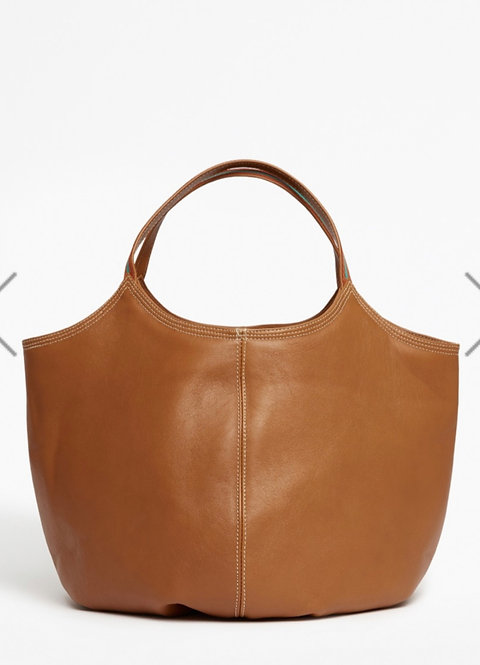 Penelope Chilver - Pillow Bag - Tan