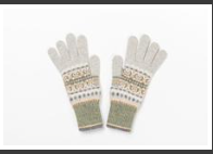 Eribe - Alloa Gloves- Edelweiss