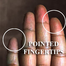 personality signs palmistry