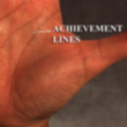 Achievement lines on your palms palmistry kosmickonnection.com
