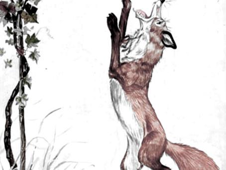 La volpe e l'uva - DISSONANZA COGNITIVA