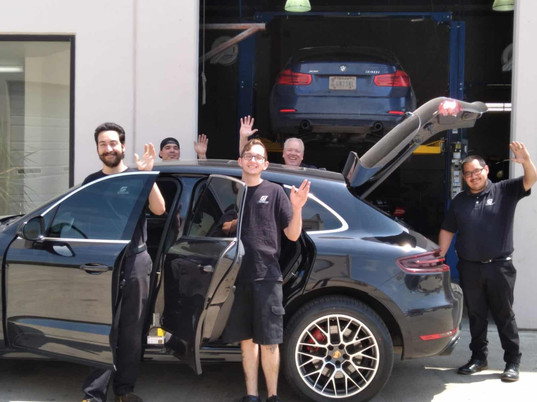 Bavarian Auto Repair San Antonio
