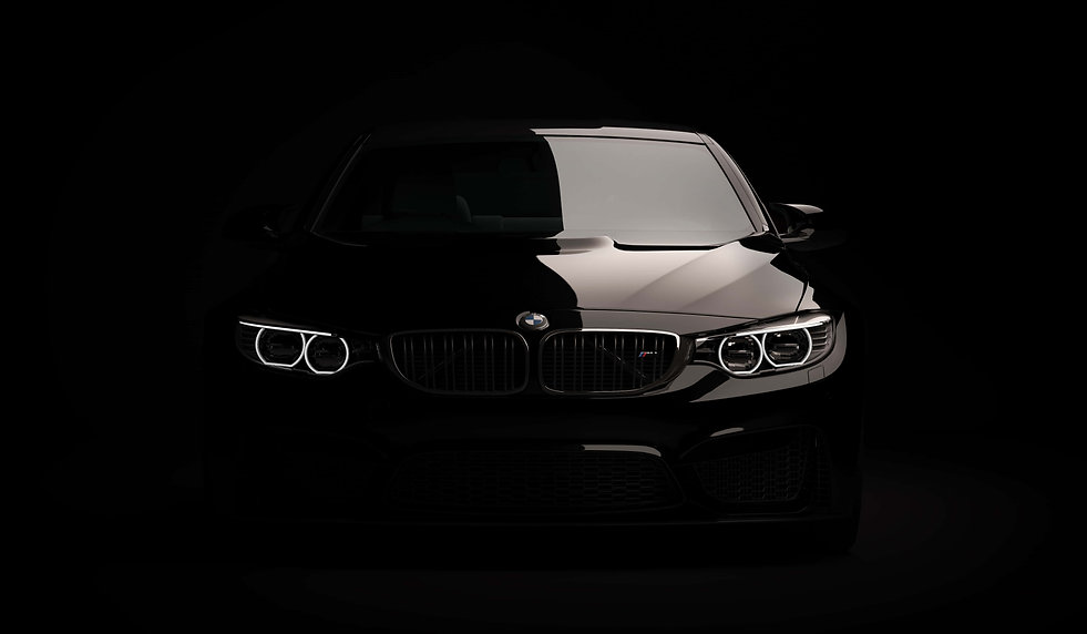 This image is a BMW. It showcases that Bavarian Auto Repair specializes in European brands such as BMW, Porsche, Rolls Royce, Mercedes, Land Rover, Jaguar, and Mini.
