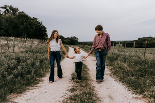 Together We Make 3 | Stephenville TX Photographer