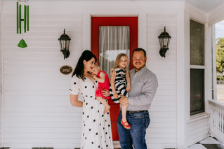 The Red Door | Texas Lifestyle Family Photographer