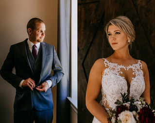 Ryan + Miranda | One Preston Events | Gunter, TX