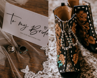 Madi + Tim | The N at Hardway Ranch