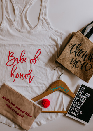 #Girlsquad Gifts   TX Wedding Photographer