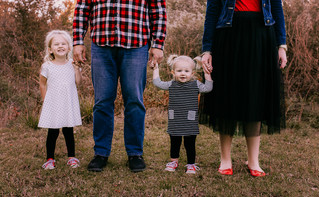 The Cutest Littles | Fall Family Minis