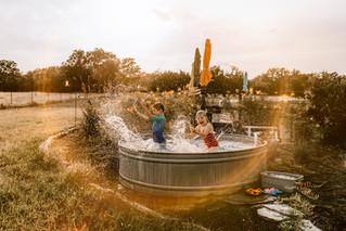 A Social Distance Getaway | TX Photographer