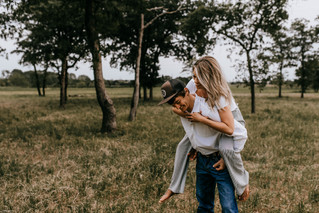 Texas Wildflowers | LC Ranch Family Photographer