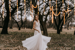 Just the Bride | The N at Hardway Ranch Bridal Session