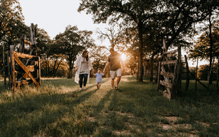 Celebrating 2! | Granbury TX Family Photographer