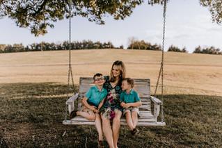 Mama's Boys   Texas Family Photographer