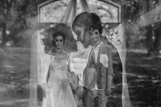 A Twist of Fate | A Halloween Styled Shoot
