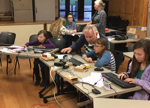 SOWIB Girls Who Code Clubs wrap up successful first year