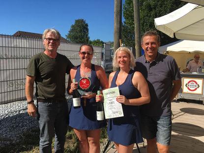 Sieger Damen: Kranewitter Sonja und Hiesböck Gundula