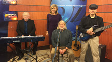 WFMZ TV 69 @Sunrise - Stephen Parker live in Allentown