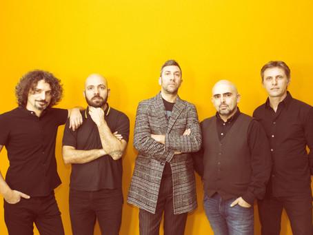 "I Meganoidi ci raccontano ""Mescla"" il loro ultimo album (intervista a Luca Guercio)"